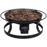 Camp Chef FP29LG 30-Inch Del Rio Copper Gas Firepit